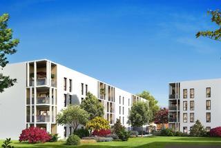 Chassieu Appartement neuf 2 pièces 37 m²