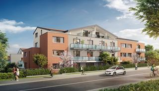 Castanet-Tolosan Appartement neuf 2 pièces 35 m²