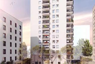 VILLENCIEL,                                                                                       Appartement neuf                                                                                      Villeurbanne&nbsp-&nbsp                                                                                      69100