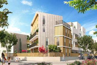 Carrières-sous-Poissy Appartement neuf 2 pièces 38 m²