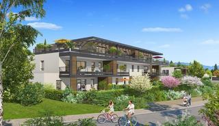 Brison-Saint-Innocent Appartement neuf 2 pièces 47 m²