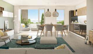 Marseille 14eme Appartement neuf 29 m²