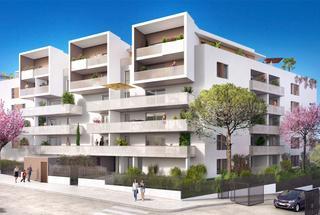 10eme Sud,                                                                                       Appartement neuf                                                                                      Marseille 10eme&nbsp-