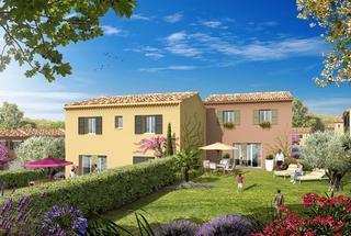 Les Jardins de la Calade,                                                                                       maison neuf                                                                                      Solliès-Toucas&nbsp-&nbsp                                                                                      83210