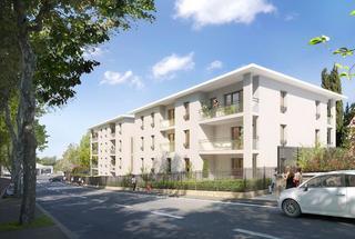 Marseille 12eme Appartement neuf 33 m²