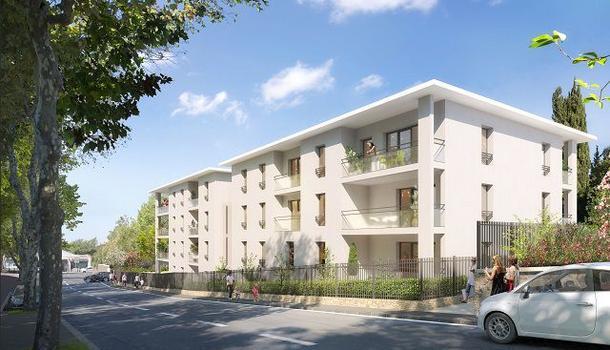 Appartement neuf 33 m² Marseille 12eme 13012