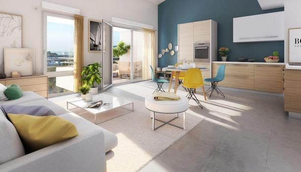 Appartement neuf 4 pièces 109 m²