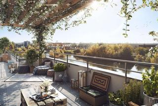 Bois-d'Arcy Appartement neuf 4 pièces 84 m²