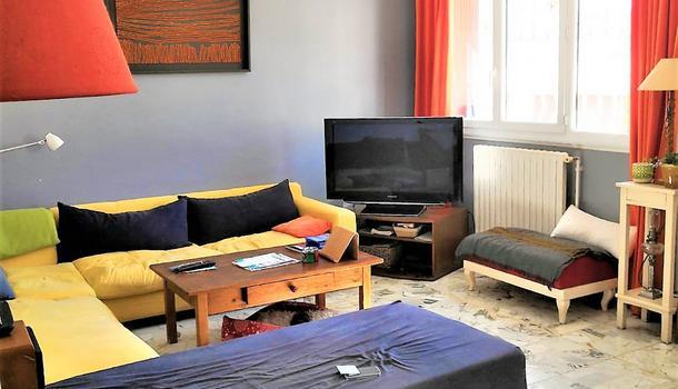 Marseille 8eme Appartement 3 pièces 93 m²
