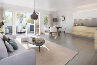 Marseille 9eme Appartement neuf