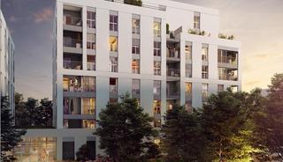Lyon 8eme Appartement neuf 26 m²