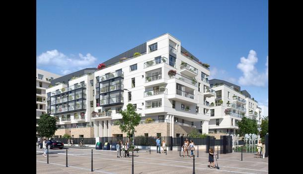 Appartement neuf 34 m² Rueil-Malmaison 92500