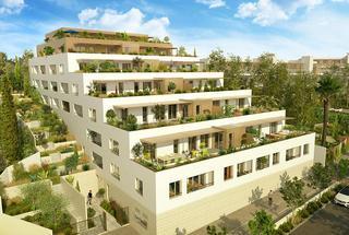 Montpellier Appartement neuf 4 pièces 83 m²