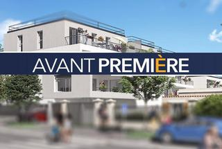 Pavillon 9,                                                                                        Appartement neuf                                                                                      Marseille 9eme -