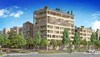 Bordeaux Appartement neuf 29 m²