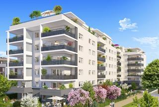 Annemasse Appartement neuf 2 pièces 42 m²