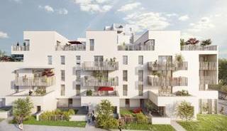 Rennes Appartement neuf 3 pièces 59 m²