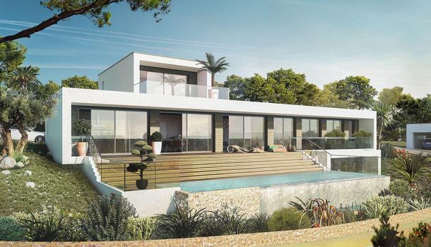 Maison neuve 4 pièces 83 m²