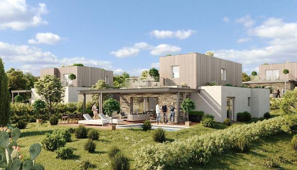 Maison neuve 4 pièces 74 m² Sainte-Lucie de Porto-Vecchio 20144