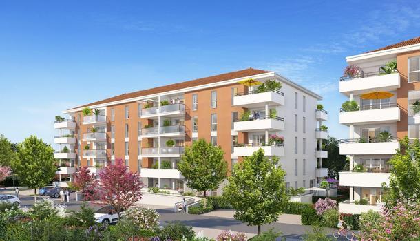Appartement neuf 3 pièces 57 m² Avignon 84000