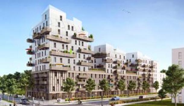 Appartement neuf 3 pièces 66 m²