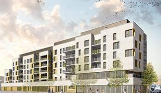 Rouen Appartement neuf 2 pièces 42 m²