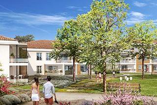 Le Jardin des Savels,                                                                                       Appartement neuf                                                                                      Garde (La)&nbsp-&nbsp                                                                                      83130