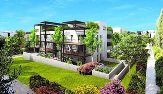 Montpellier Appartement neuf 2 pièces 42 m²