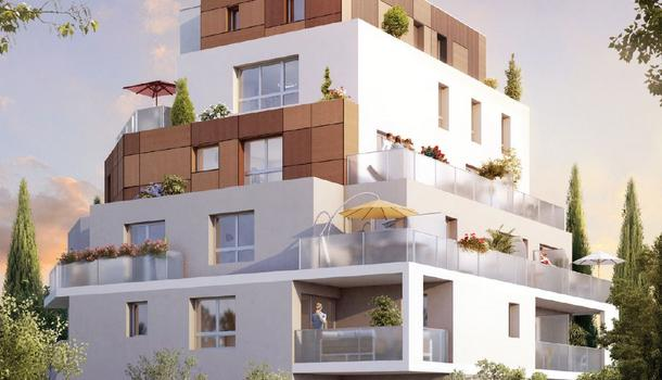 Appartement neuf 3 pièces 75 m²