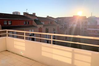 Appartement 4 pièces  à louer Marseille 8eme 13008