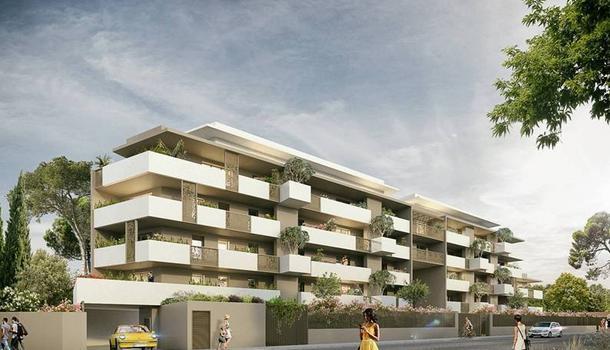 Appartement neuf 2 pièces 38 m² Montpellier 34000