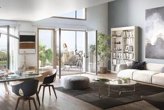 L'INSTANT,                                                                                       Appartement neuf                                                                                      Clichy&nbsp-                                                                                      92110