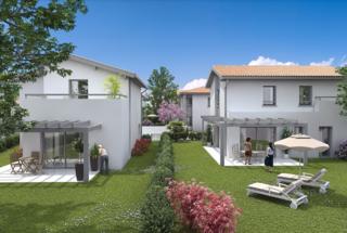 Anglet Maison neuve 3 pièces 64 m²