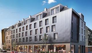 Rouen Appartement neuf 22 m²