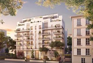 Neuilly-sur-Seine Appartement neuf 2 pièces 44 m²