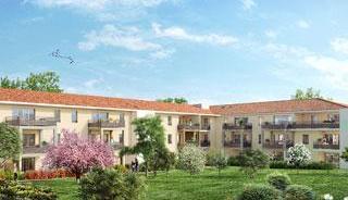 Aix-en-Provence Appartement neuf 3 pièces 65 m²
