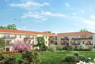 EKINOX,                                                                                       Appartement neuf                                                                                      Aix-en-Provence-