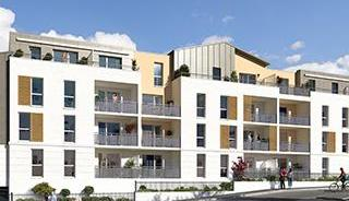 Tours Appartement neuf 2 pièces 39 m²