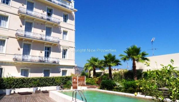 Beaulieu-sur-Mer Appartement 2 pièces 33 m²