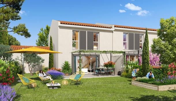Maison neuve 4 pièces 80 m² Puy-Sainte-Réparade (Le) 13610