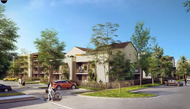 Appartement neuf 2 pièces 47 m² Saint-Vincent-de-Tyrosse 40230