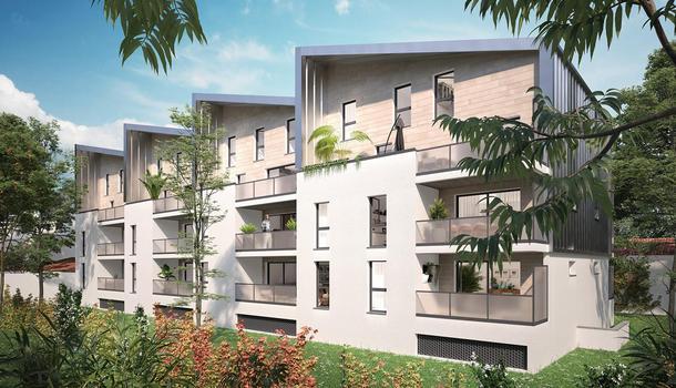 Appartement neuf 4 pièces 93 m² Bordeaux 33100