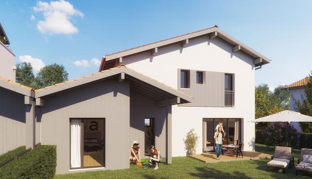 Maison neuve 5 pièces 103 m² Anglet 64600