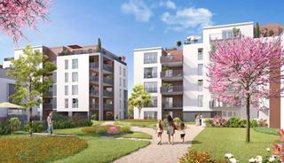 Colomiers Appartement neuf 3 pièces 66 m²
