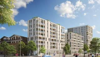 Bordeaux Appartement neuf 5 pièces 112 m²