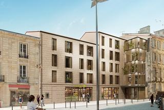 Bordeaux Appartement neuf 3 pièces 71 m²