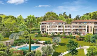 Aix-en-Provence Appartement neuf 4 pièces 84 m²