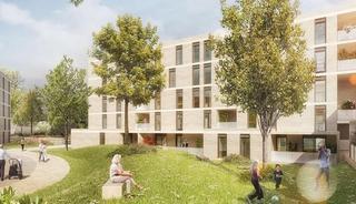 Bordeaux Appartement neuf 26 m²