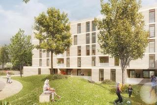 Bordeaux Appartement neuf 4 pièces 95 m²