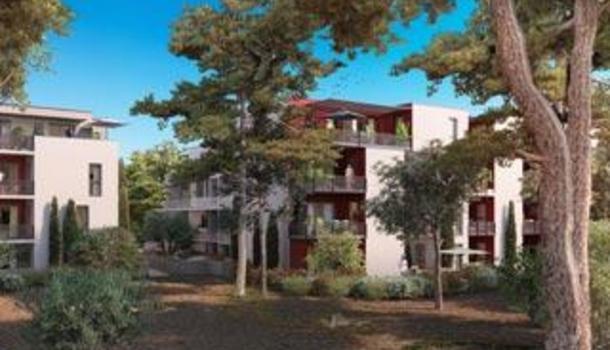 Appartement neuf 22 m² Montpellier 34070